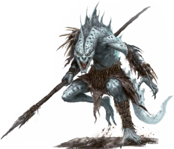 Pathfinder Humanoids Characters Tv Tropes