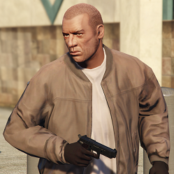 Grand Theft Auto V - Characters from Grand Theft Auto IV