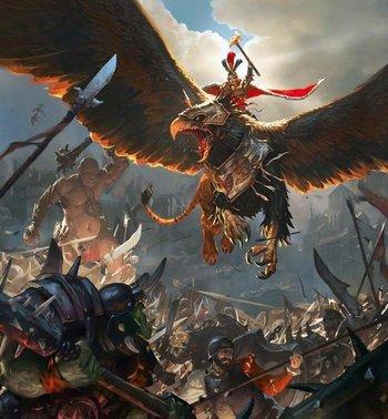 Total War: Warhammer (Video Game) - TV Tropes