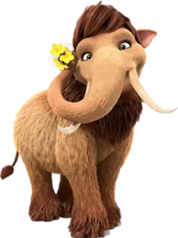 ice age 4 characters peaches - photo #5