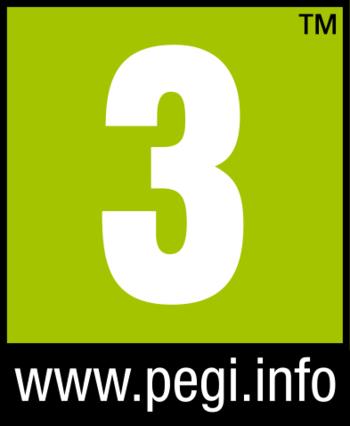 https://static.tvtropes.org/pmwiki/pub/images/pegi3icon.png