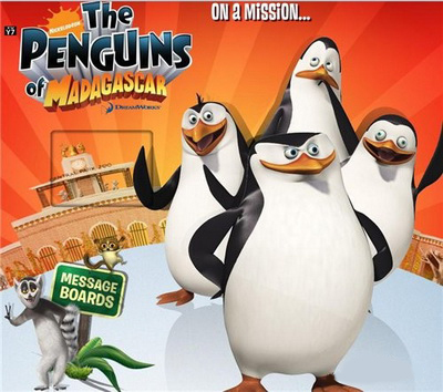The Penguins of Madagascar (Western Animation) - TV Tropes
