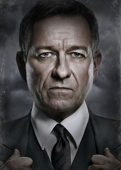 Sean Pertwee as Alfred Pennyworth