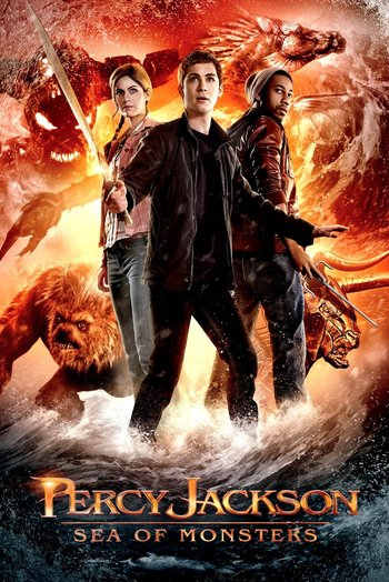 Percy Jackson and the Olympians (Film) - TV Tropes