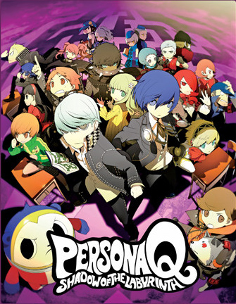 Persona Q: Shadow of the Labyrinth (Video Game) - TV Tropes