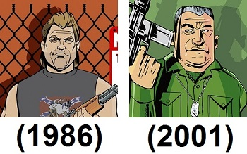 grand theft auto iii characters tv tropes