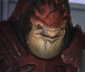 Mass Effect Urdnot Wrex Characters Tv Tropes