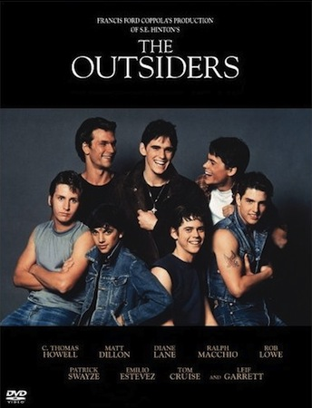 does johnny die in the outsiders book