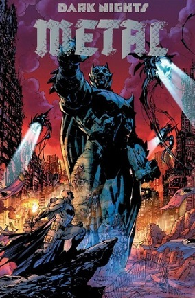 Image result for batman dark knight metal comic book