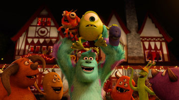 Monsters University Awesome Tv Tropes