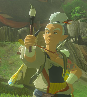 The Legend of Zelda: Breath of the Wild: Hylians and Sheikah