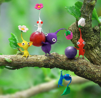 Pikmin Video Game Tv Tropes