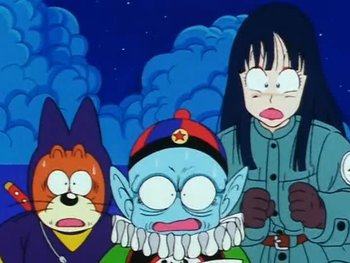 https://static.tvtropes.org/pmwiki/pub/images/pilaf_gang_shocked_at_gokus_death.jpg