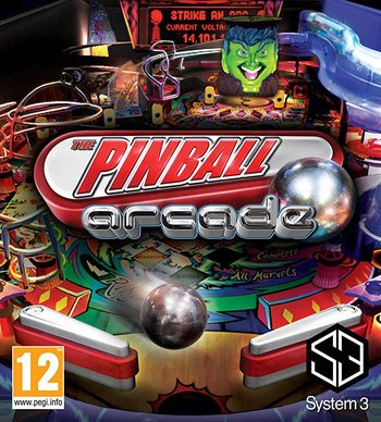 The Pinball Arcade (Video Game) - TV Tropes