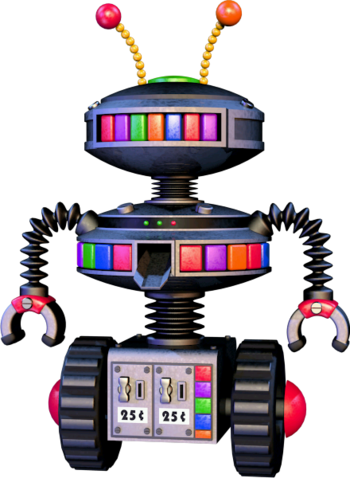 Five Nights at Freddy's: Sixth Generation / Characters - TV Tropes