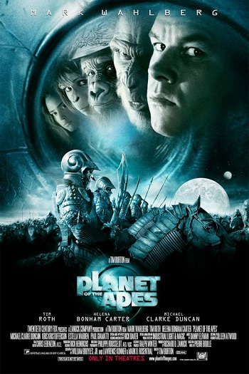 Planet of the apes 2001 film tv tropes publicscrutiny Gallery