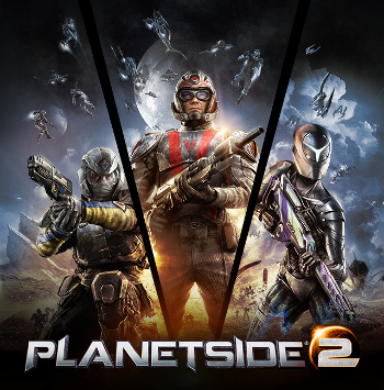 Banner PlanetSide 2