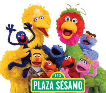 Plaza Sesamo Series Tv Tropes