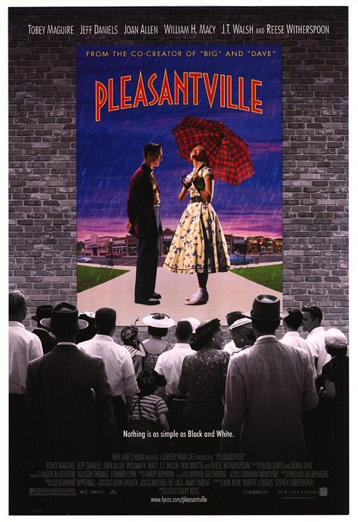 a movie analysis of pleasantville directed by gary ross Gary ross biography and filmography together they wrote the script for big (1988), and the film, directed by penny marshall and starring tom hanks so after writing pleasantville (1998), ross decided he was ready to step into the director's chair.
