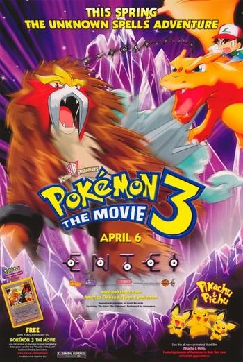Pokemon 3 Anime Tv Tropes
