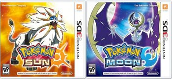 Pokémon Sun and Moon (Video Game) - TV Tropes