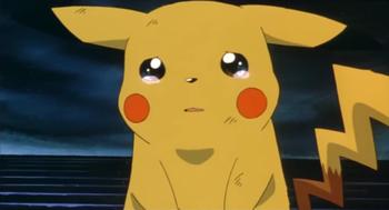 Pokémon Tear Jerker Tv Tropes