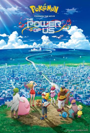 pok233mon the power of us anime tv tropes