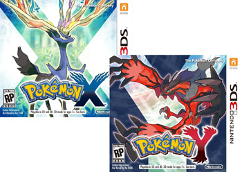 Pokemon x and y battle institute prizes