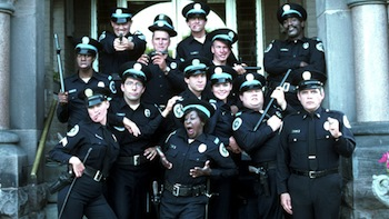 Police Academy 3 1986 Back in Training  Video Dailymotion
