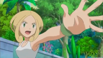 pokemon xy anime gym leaders characters tv tropes