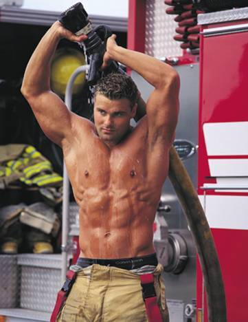 Pictures Of Firemen. Firemen Are Hot - Television