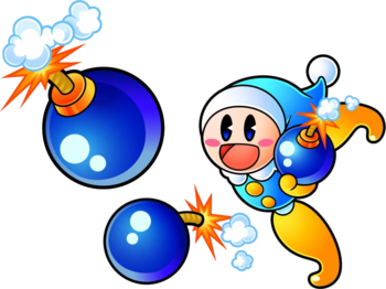 kirby recurring bosses characters tv tropes