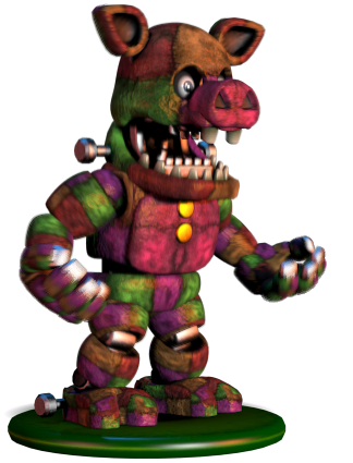 Five Nights At Freddy S Adventure Characters Characters