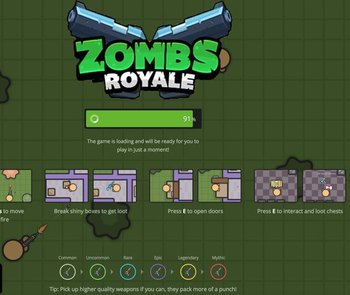 Zombs Royale io (Video Game) - TV Tropes