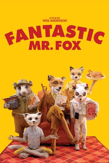 Fantastic Mr Fox Western Animation Tv Tropes