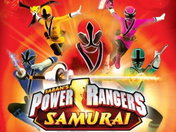 Power rangers samurai important and