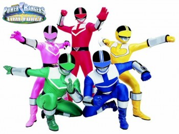 Power Rangers Time Force (Series) - TV Tropes