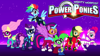 power ponies just for fun tv tropes