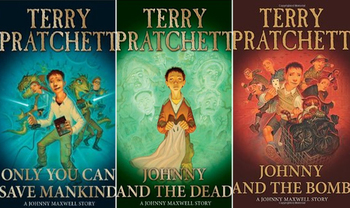 http://static.tvtropes.org/pmwiki/pub/images/pratchett_johnny_maxwell_trilogy.jpg