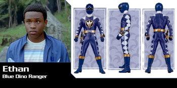 Power Rangers Dino Thunder / Characters - TV Tropes