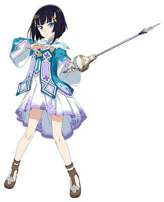Sword Art Online Video Game / Characters - TV Tropes