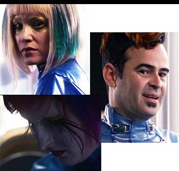 The Hunger Games: Flavius, Venia y Octavia  |Venia Hunger Games