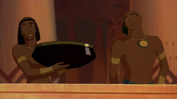 The Prince Of Egypt Funny Tv Tropes