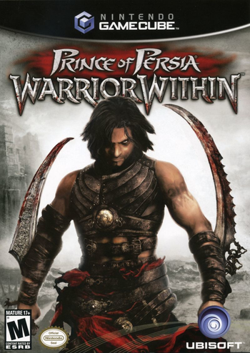 Prince Of Persia Warrior Within Video Game Tv Tropes