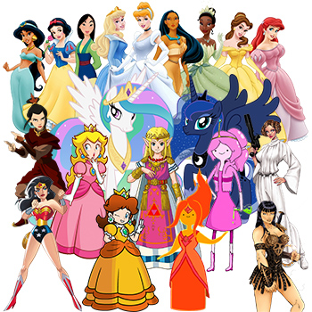 princess tropes tv tropes