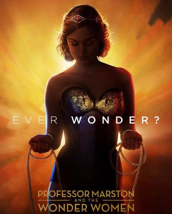 Professor Marston and the Wonder Women (Film) - TV Tropes