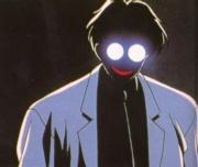 Anime Guy With Glasses Glare