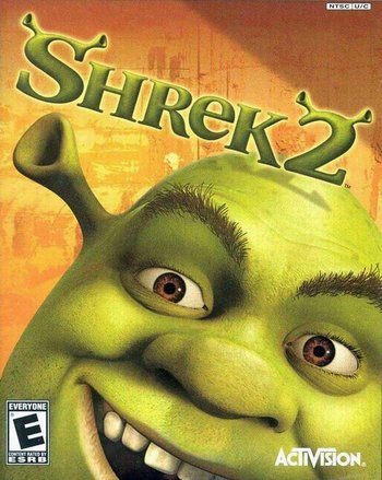 Shrek 2 Video Game Tv Tropes