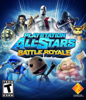 PlayStation All-Stars Battle Royale (Video Game) - TV Tropes