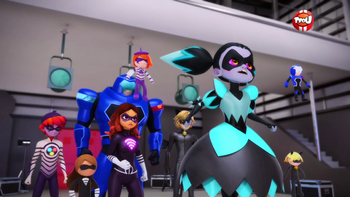 miraculous ladybug s01 e18 the puppeteer recap tv tropes